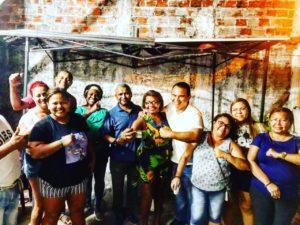 Em maratona pelas comunidades de São Luís, Aníbal consegue novas adesões a Câmara de Vereadores