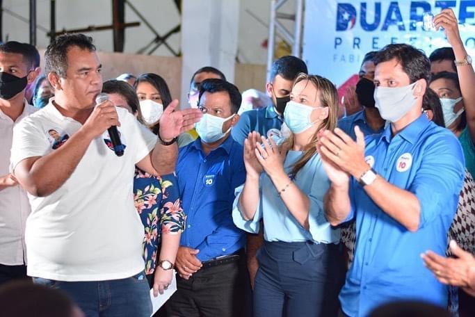 Aníbal convida apoiadores para definir ações no 2º turno em apoio a Duarte Jr para Prefeito de São Luís