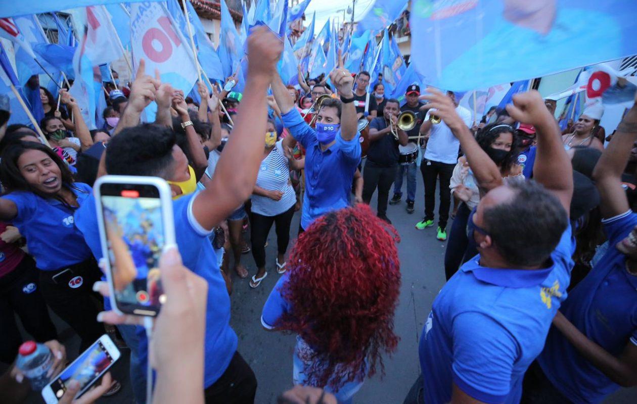 Mesmo derrotado, Duarte Júnior sai fortalecido em São Luís